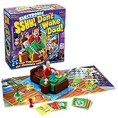 Drumond Park - Sshh! don't wake dad game