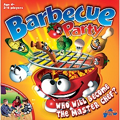Drumond Park - Barbecue party game
