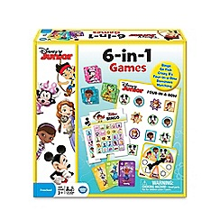 Esdevium Games - Disney Junior 6 - in - 1