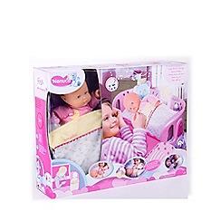 Nenuco - Cradle Sleep with me Doll