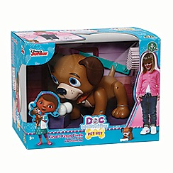Doc McStuffins - Pet vet find and fetch Findo