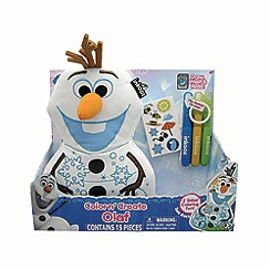 Flair - Inkoos color n create Frozen - Olaf