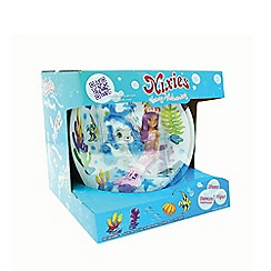 Flair - Nixies vacay cove hideaway playset with Bella