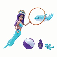 Flair - Nixies dancing dolphin playset - Bella