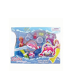 Flair - Nixies dancing dolphin playset - Akela