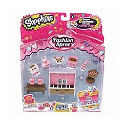 Shopkins - Fashion Deluxe Packs - Ballet Collection