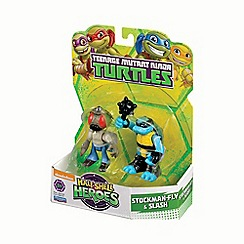Teenage Mutant Ninja Turtles - Half-shell heroes - stockman-fly and slash