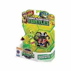 Teenage Mutant Ninja Turtles - Half-shell heroes - snakeweed and spider bytez