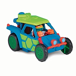 Teenage Mutant Ninja Turtles - Half-shell heroes - dune duster with Mikey