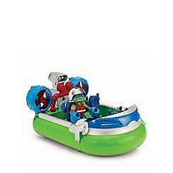 Teenage Mutant Ninja Turtles - Half-shell heroes - hovercraft with leo