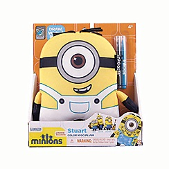Flair - Inkoos color n go minions - Stuart