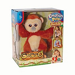 Emotion Pets - Emotion pets - playfuls - Cocco the monkey