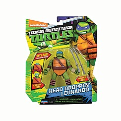 Teenage Mutant Ninja Turtles - Action figure head dropping Leo