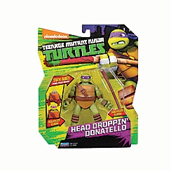 Teenage Mutant Ninja Turtles - Action figure head dropping Donnie