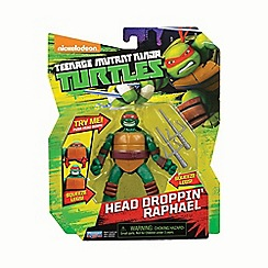 Teenage Mutant Ninja Turtles - Action figure head dropping Raph