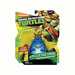 Teenage Mutant Ninja Turtles - Action figure atilla the frog