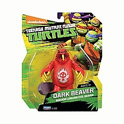 Teenage Mutant Ninja Turtles - Action figure dark beaver