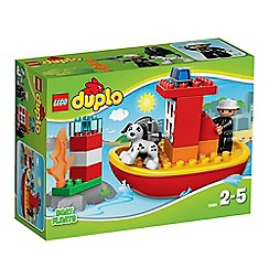 Lego - Fire Boat - 10591