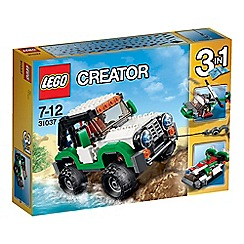 Lego - Adventure Vehicles - 31037