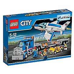 LEGO - Training Jet Transporter - 60079