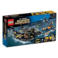 Lego - The Batboat Harbour Pursuit - 76034