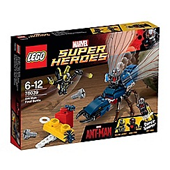 Lego - Ant-Man  Final Battle - 76039