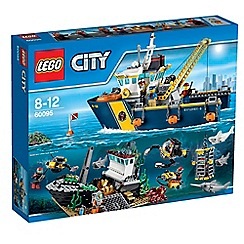 Lego - Deep Sea Exploration Vessel - 60095