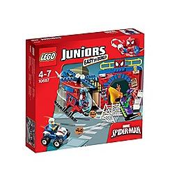 LEGO - Spider-Man Hideout - 10687
