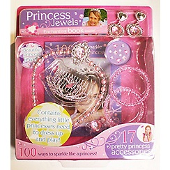 Parragon - Princess Jewels Set