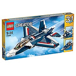Lego - Blue Power Jet - 31039