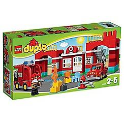 LEGO - Fire Station - 10593