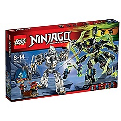 LEGO - Titan Mech Battle - 70737