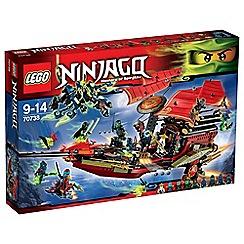 Lego - Final Flight of Destiny's Bounty - 70738