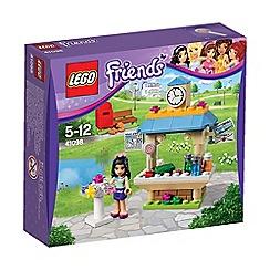Lego - Emma's Tourist Kiosk - 41098