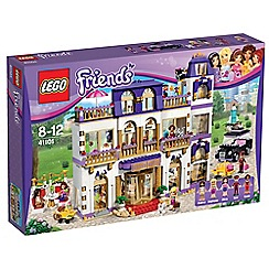 Lego - Heartlake Grand Hotel - 41101