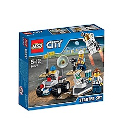 LEGO - Space Starter Set - 60077