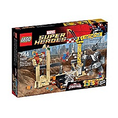 LEGO - Rhino and Sandman Super Villain Team-up - 76037