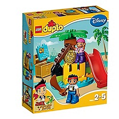 Lego - Jake and the Never Land Pirates Treasure Island - 10604