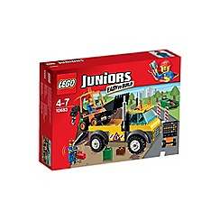 Lego - Juniors Road Work Truck - 10683