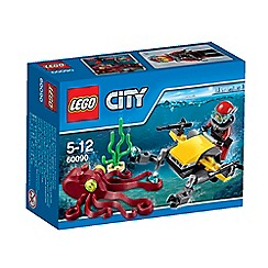 LEGO - Deep Sea Scuba Scooter -60090