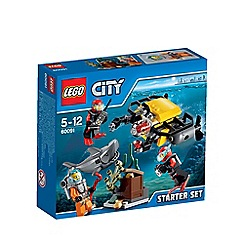 Lego - Deep Sea Starter Set - 60091
