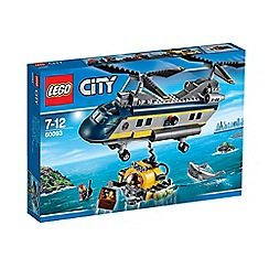LEGO - Deep Sea Helicopter - 60093