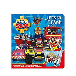 Fireman Sam - Let's Go Team!