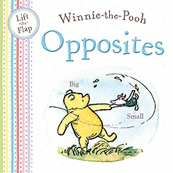 Winnie the Pooh - Opposites