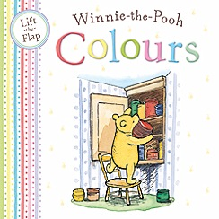 Winnie the Pooh - Colours