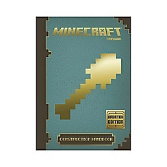 Minecraft - Construction Handbook - Updated Edition
