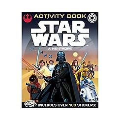 Star Wars - A New Hope Activity Book