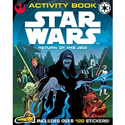 Star Wars - Return of the Jedi Activity Book