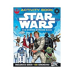 Star Wars - The Empire Strikes Back Activity Book