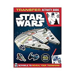 Star Wars - Transfer Activity Book
